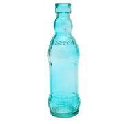 Vintage Style Bottle B Turquiose