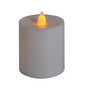 Virtual Tealight Candle LED Battery Operated Large