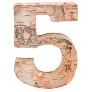 Wood Number 5