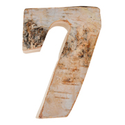 Wood Number 7