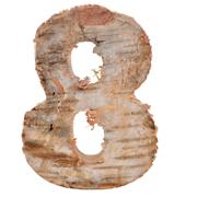 Wood Number 8