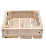 Wooden Crate D