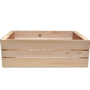 Wooden Crate E
