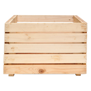 Wooden Crate F