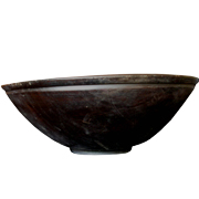 Wooden Bowl Small