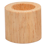 Wooden Tealight Votive Small
