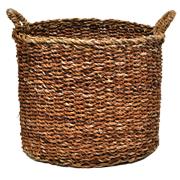 Woven Basket Oval E