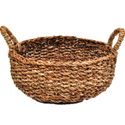 Woven Basket Round A