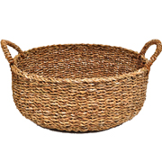 Woven Basket Round E