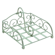 Wrought Iron Serviette Holder