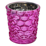 Diamond Votive Pink