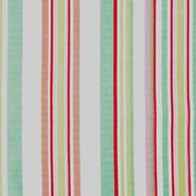 Runner Stripe White, Green and Pinks