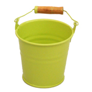 Tin Bucket Medium Size