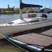 34 Jenneau Sun Odyssey - MON34-0298