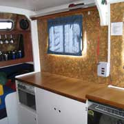 26 Converted Lifeboat - MTB26-0084